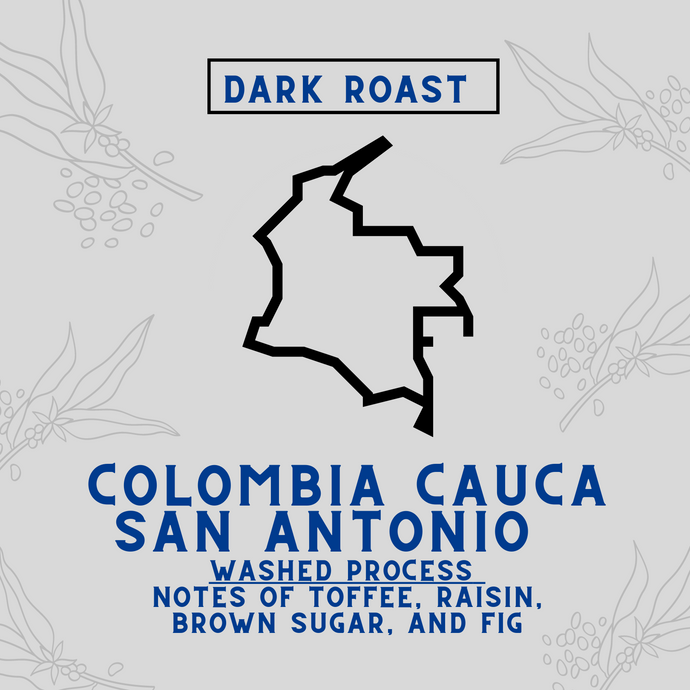 Colombia Cauca San Antonio / 12oz