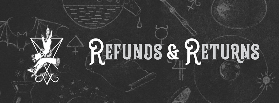 Refunds & Returns