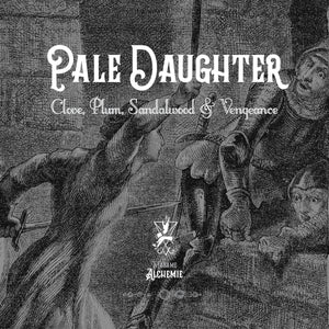 Pale Daughter // Rollerball Perfume