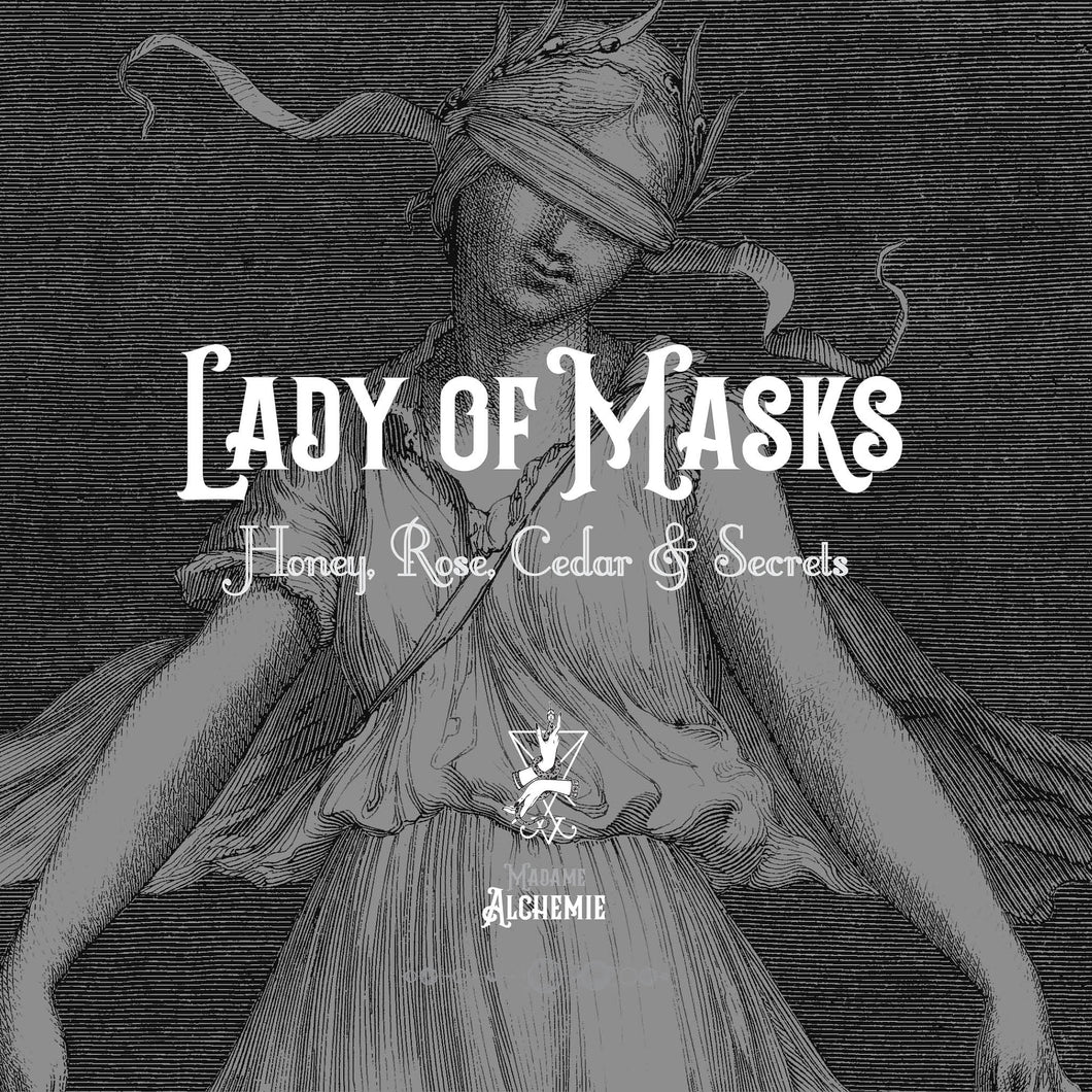 Lady of Masks // Body Butter