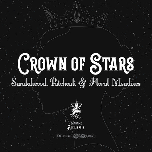 Crown of Stars // Rollerball Perfume