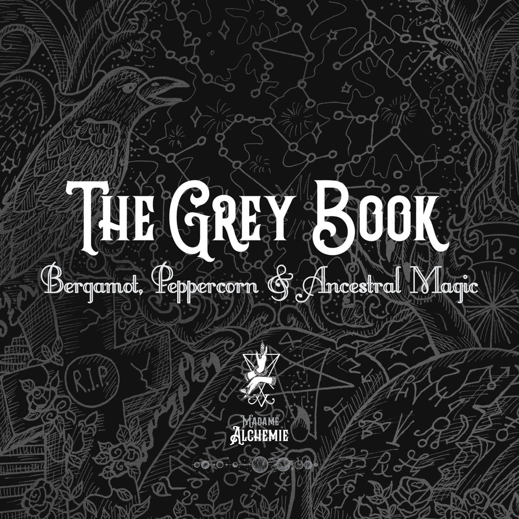 The Grey Book // Rollerball Perfume
