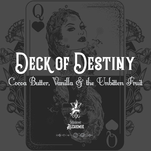 Deck of Destiny // Bath Soak
