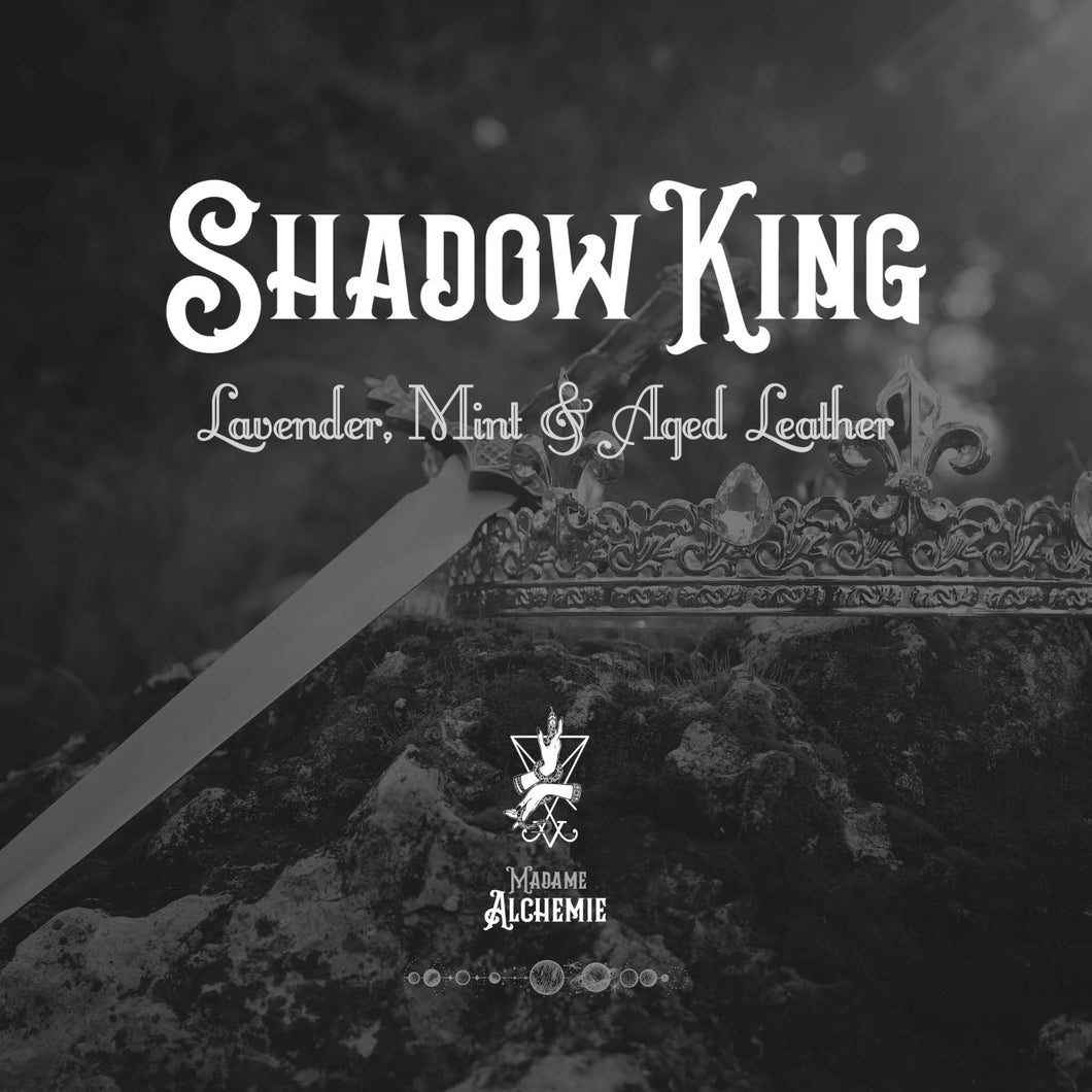 Shadow King // Body Butter