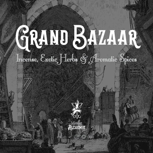 Grand Bazaar // Body Butter