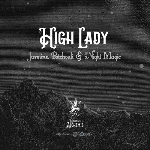 High Lady // Rollerball Perfume