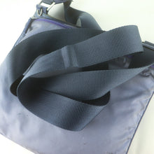 Load image into Gallery viewer, PRADA Nylon Canvas Crossbody Shoulder Bag Purse Purple