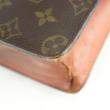 Load image into Gallery viewer, LOUIS VUITTON POCHETTE HOMME Clutch Bag Purse Monogram M51795 Brown