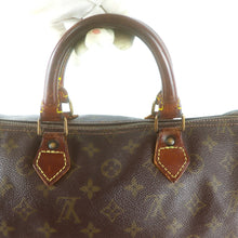 Load image into Gallery viewer, LOUIS VUITTON SPEEDY 30 Old Model Hand Bag Doctor Purse Monogram Brown