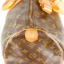 Load image into Gallery viewer, LOUIS VUITTON KEEPALL 45 Old Model Boston Travel Bag Purse Monogram Brown