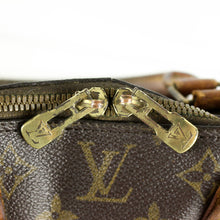 Load image into Gallery viewer, LOUIS VUITTON ALMA Hand Bag Purse Monogram M51130 Brown JUNK