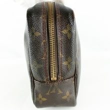 Load image into Gallery viewer, LOUIS VUITTON TROUSSE TOILETTE 23 Cosmetics Pouch Purse Monogram M47524 Brown