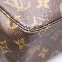 Load image into Gallery viewer, LOUIS VUITTON TROUSSE TOILETTE 28 Cosmetic Pouch Purse Monogram M47522 Brown