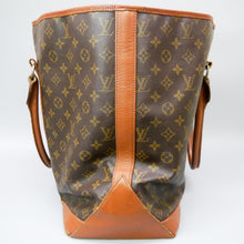 Load image into Gallery viewer, LOUIS VUITTON SAC WEEKEND GM Vintage Tote Bag Purse Monogram M42420 JUNK