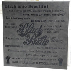 Black Pride - Leather Art