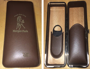 Three Stick Classic Pocket Cigar Case