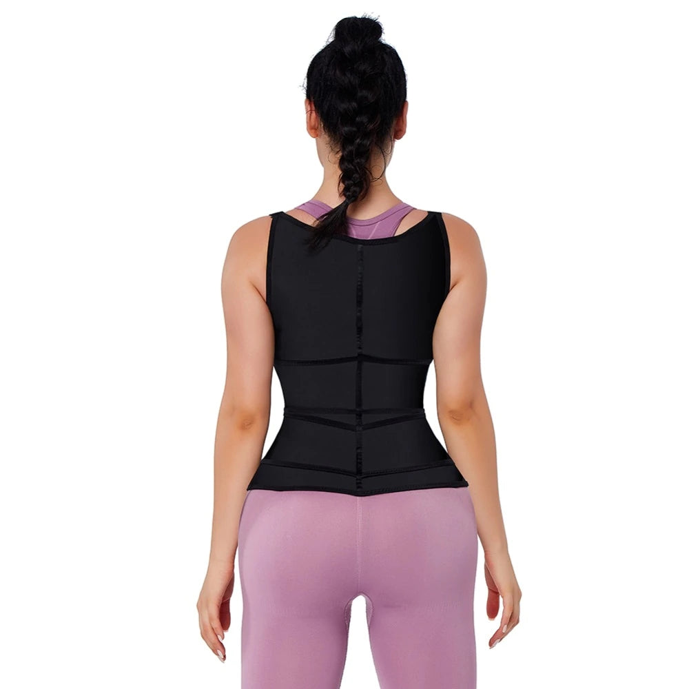 Waist Trainer 100% Latex  Women Corset Slimming