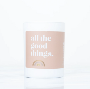 All The Good Things Candle - Adored A Lovely Boutique