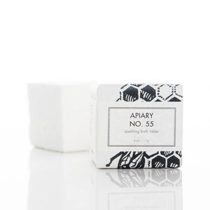 Sparkling Bath Tablet - Apiary NO. 55 - Adored A Lovely Boutique