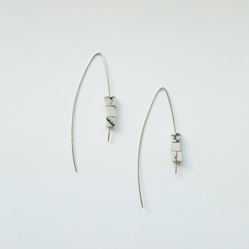 Arches Earrings - Adored A Lovely Boutique