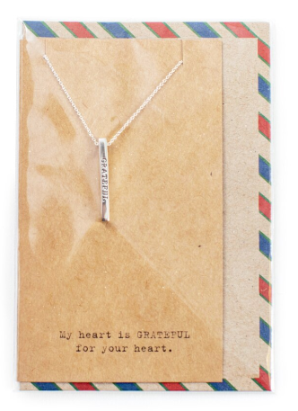 Air Mail Necklace