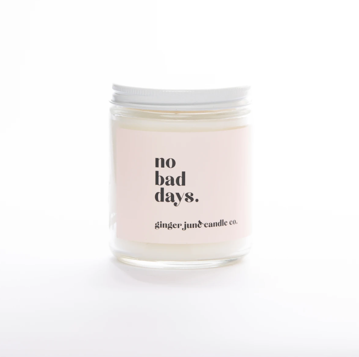 No Bad Days Candle - Adored A Lovely Boutique