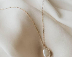 Paris Freshwater Pearl Necklace - Adored A Lovely Boutique