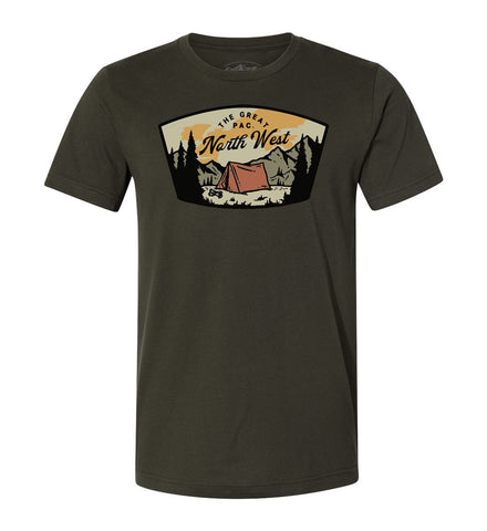 Men's Roslyn Tee - Adored A Lovely Boutique