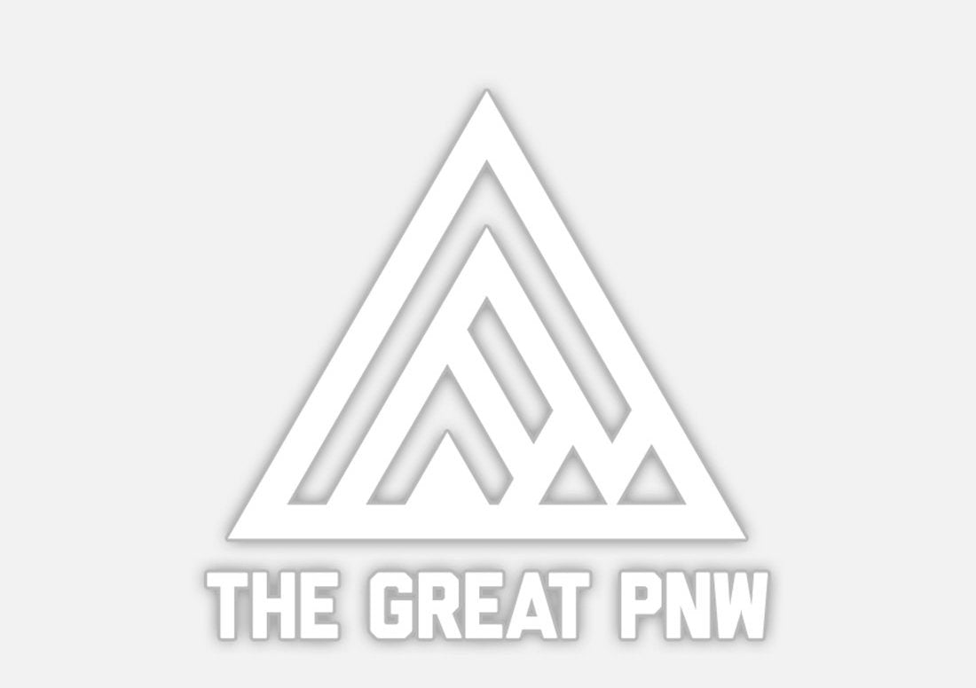 The Great PNW Vinyl Decal - Adored A Lovely Boutique