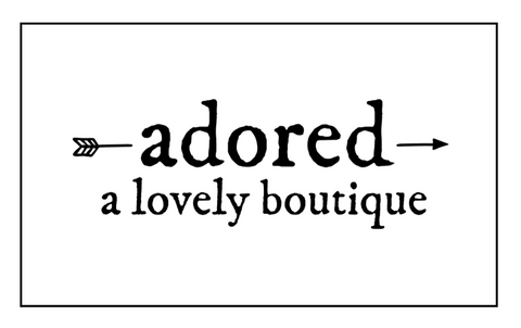 Gift Card - Adored A Lovely Boutique