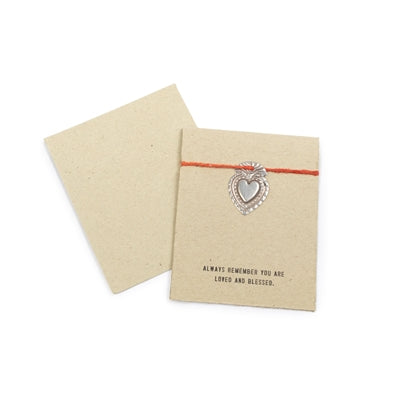 Milagro Heart Card