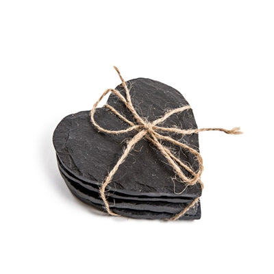 Heart Shaped Coasters - Adored A Lovely Boutique