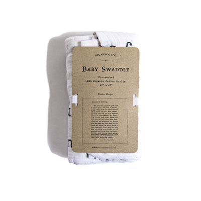 Swaddle Blanket - Beautiful Darling - Adored A Lovely Boutique