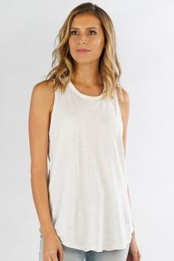 Synergy racer back tank top adored boutique
