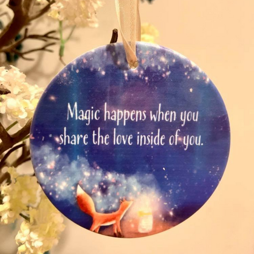 Ornament - Magic Happens