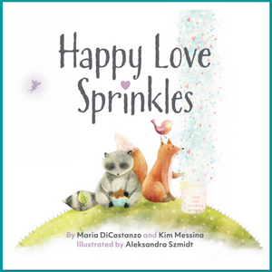 Book - Happy Love Sprinkles