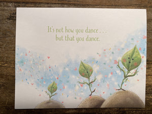 Note Card #7: Dance