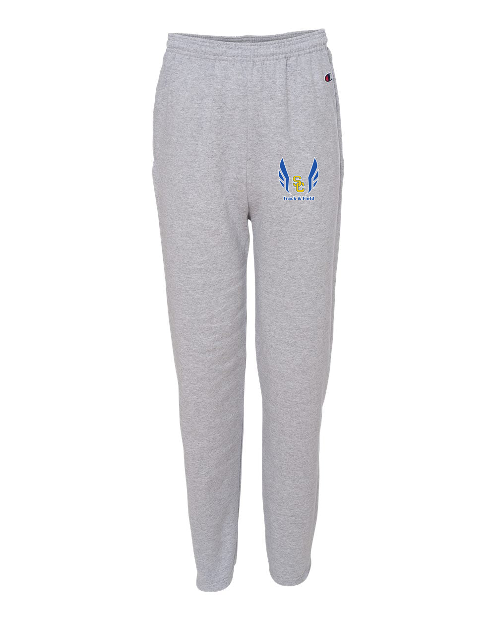 Champion - Open Bottom Sweatpants (YOUTH)