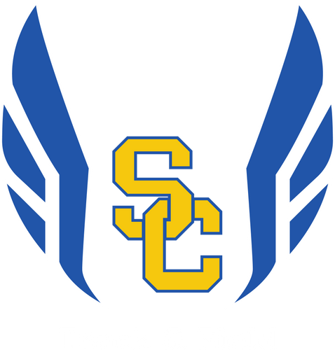 Track & Field Sticker - 4.5 Inch
