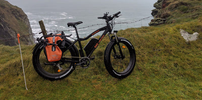 My Fatbike Was almost Banned from Cape Clear