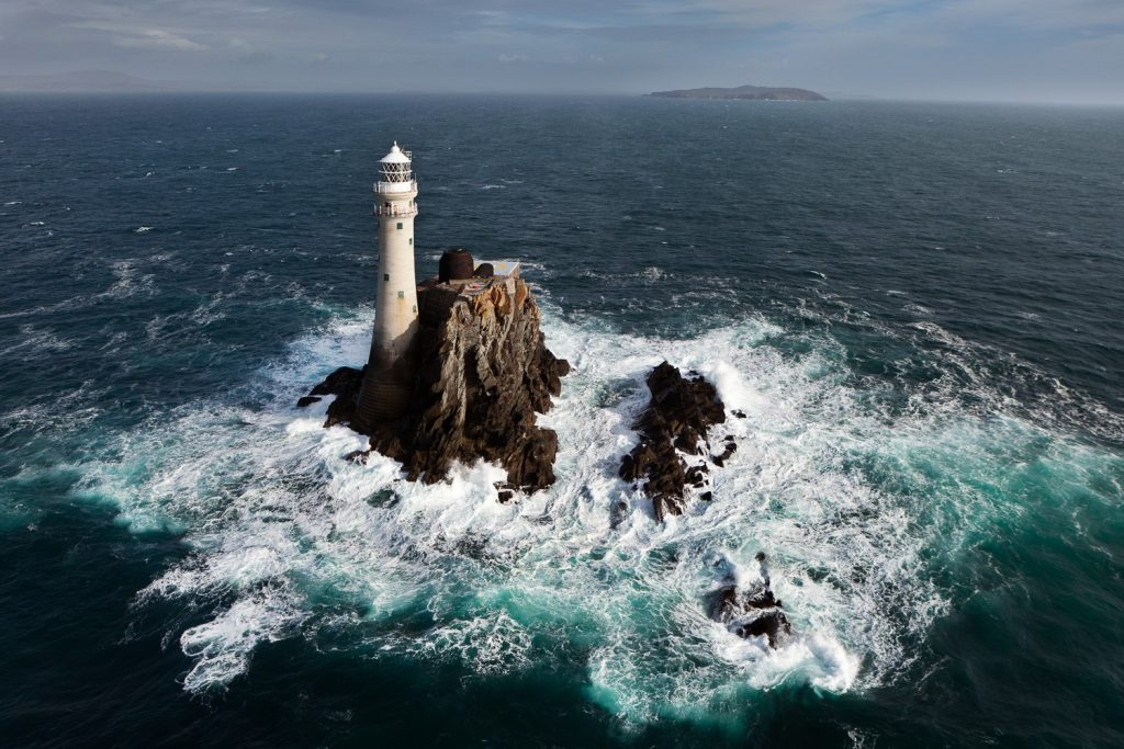 Fastnet from the Air