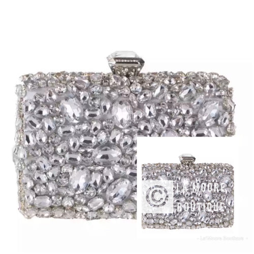 Mirror Mirror on the Wall Clutch