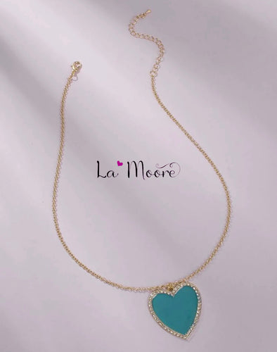 """Inspired"" Tiffany Necklace"