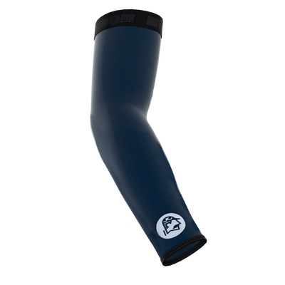 Iconic Navy Blue Arm Warmers