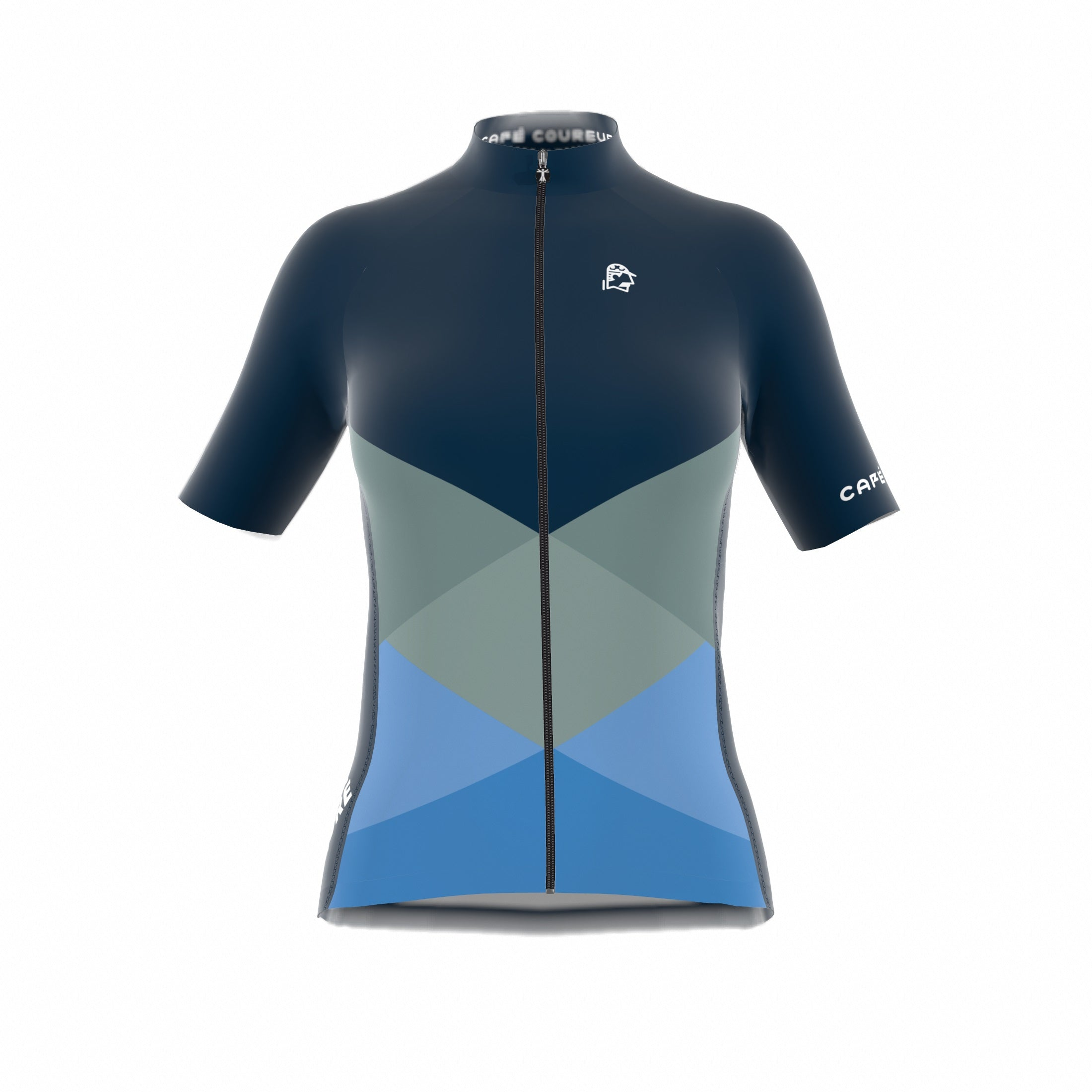 PRE-ORDER Iconic Navy Blue Women's Short Sleeve Jersey