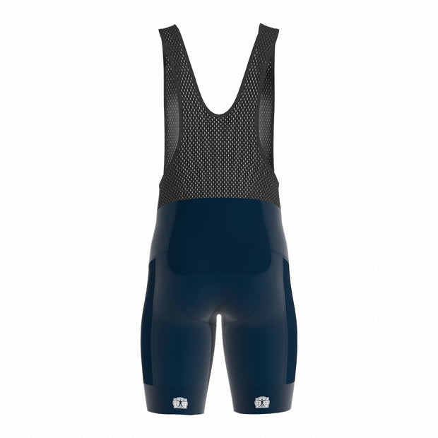 Iconic Navy Blue Women's Bib Shorts