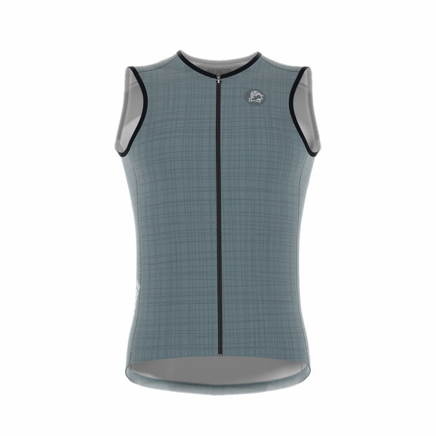 Iconic Grey Women's Gilet