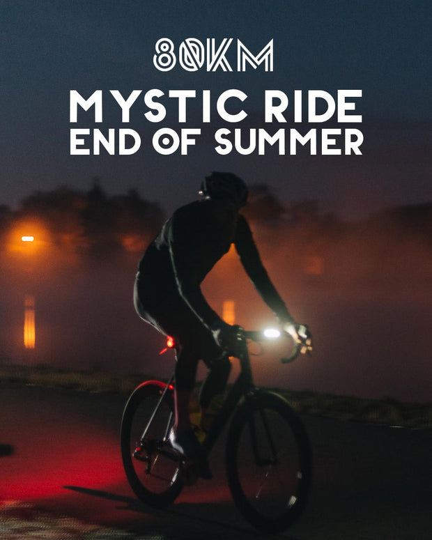 Mystic Ride, End of Summer // 80km