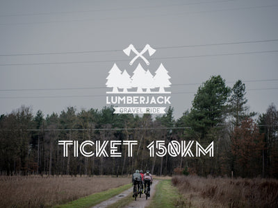 Lumberjack Gravel Ride, Summer Edition - 150k ticket