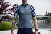 Iconic Grey Men's Gilet
